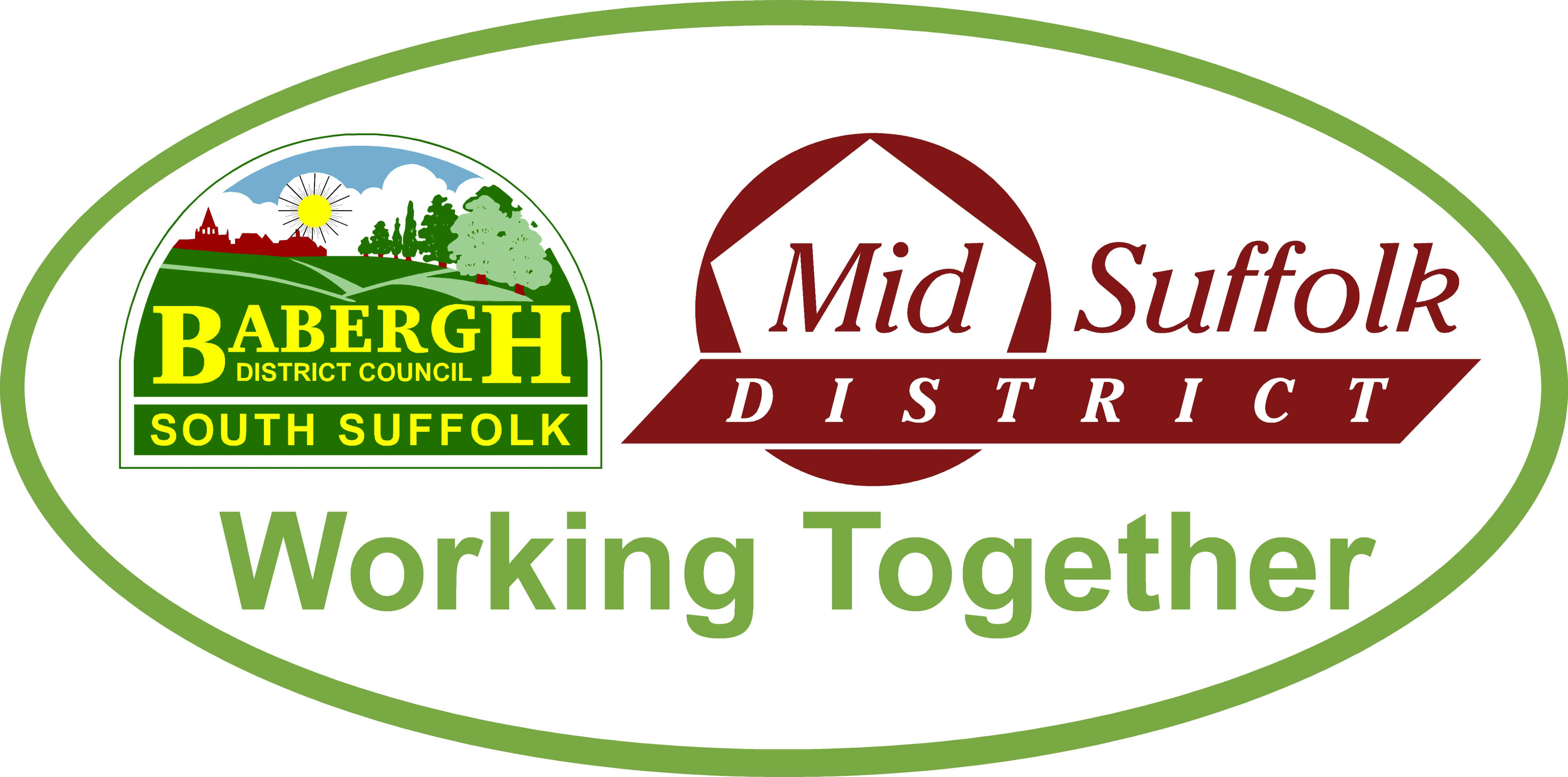 Babergh District Council and Mid Suffolk District Council